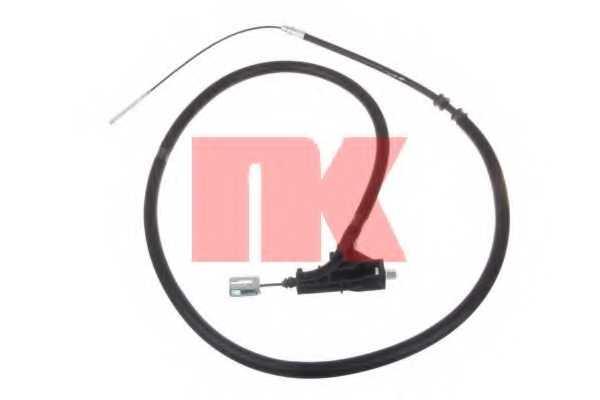 Трос стояночной тормозной системы NK 903785 - изображение