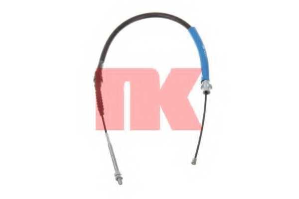 Трос стояночной тормозной системы NK 903787 - изображение