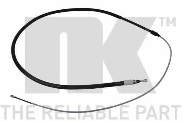 Трос стояночной тормозной системы NK 903790 - изображение