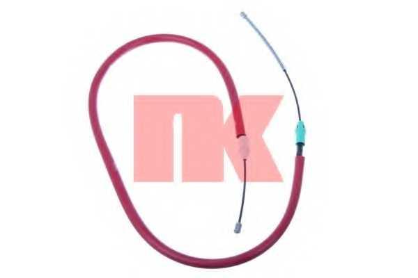 Трос стояночной тормозной системы NK 9039101 - изображение