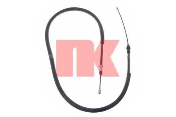 Трос стояночной тормозной системы NK 9039102 - изображение