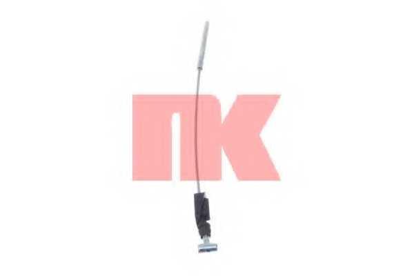 Трос стояночной тормозной системы NK 9039103 - изображение