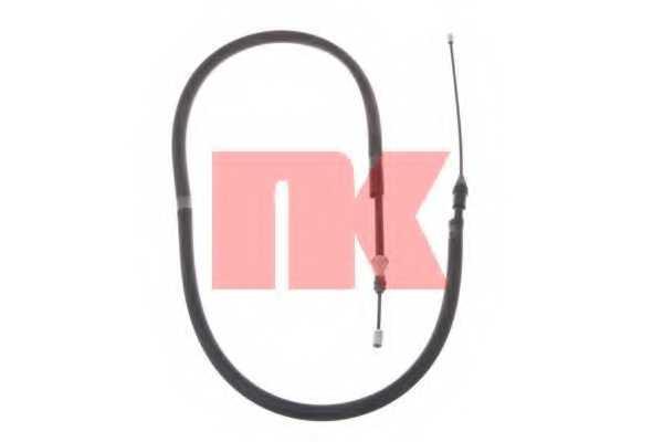Трос стояночной тормозной системы NK 9039104 - изображение