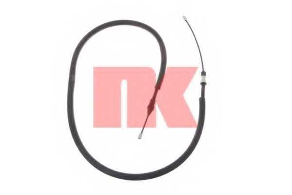 Трос стояночной тормозной системы NK 9039105 - изображение