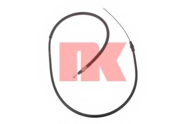 Трос стояночной тормозной системы NK 9039107 - изображение