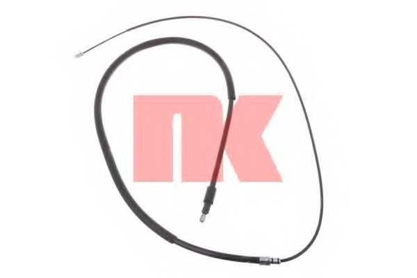 Трос стояночной тормозной системы NK 9039108 - изображение