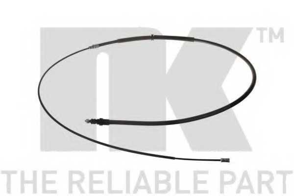 Трос стояночной тормозной системы NK 9039129 - изображение