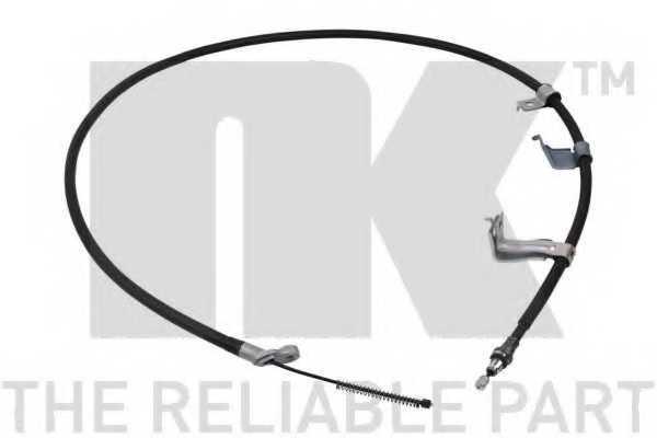 Трос стояночной тормозной системы NK 9039131 - изображение