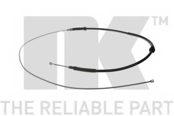 Трос стояночной тормозной системы NK 9039132 - изображение