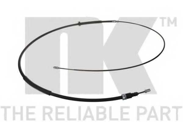 Трос стояночной тормозной системы NK 9039135 - изображение