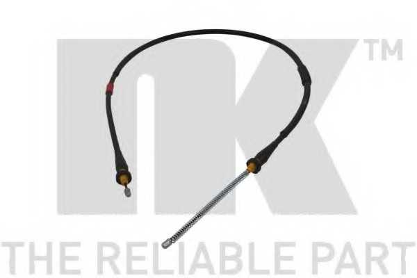 Трос стояночной тормозной системы NK 9039145 - изображение
