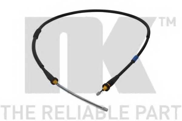 Трос стояночной тормозной системы NK 9039146 - изображение
