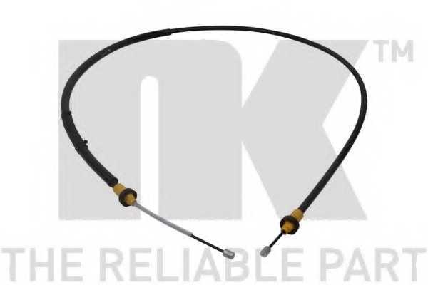 Трос стояночной тормозной системы NK 9039148 - изображение