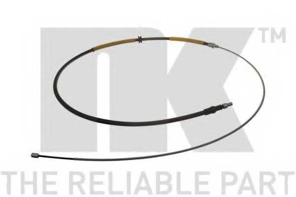 Трос стояночной тормозной системы NK 9039151 - изображение
