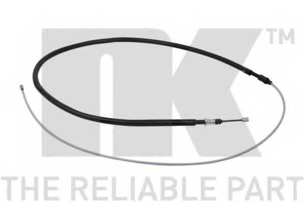 Трос стояночной тормозной системы NK 9039152 - изображение