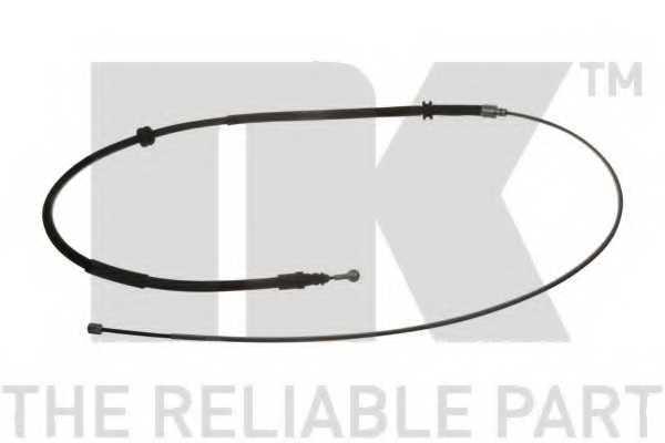 Трос стояночной тормозной системы NK 9039153 - изображение