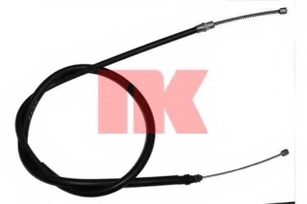 Трос стояночной тормозной системы NK 903949 - изображение