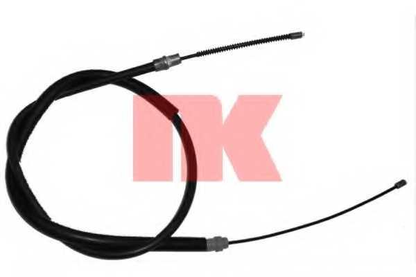 Трос стояночной тормозной системы NK 903956 - изображение