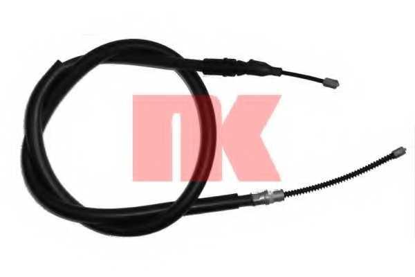 Трос стояночной тормозной системы NK 903965 - изображение