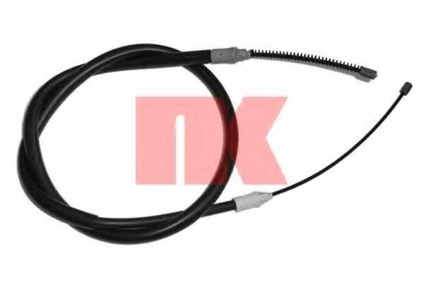 Трос стояночной тормозной системы NK 903975 - изображение