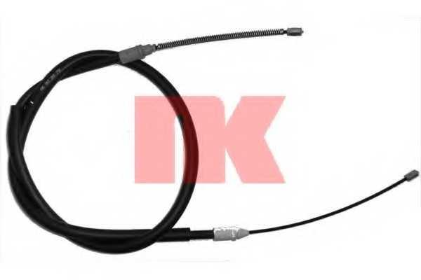 Трос стояночной тормозной системы NK 903979 - изображение