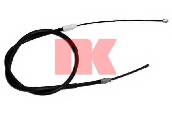 Трос стояночной тормозной системы NK 903981 - изображение