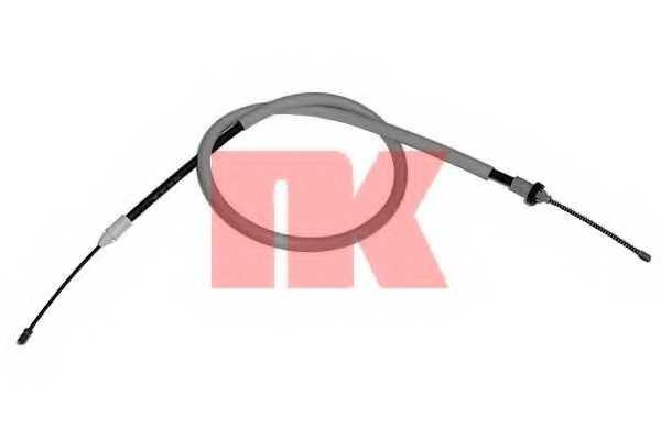 Трос стояночной тормозной системы NK 903984 - изображение