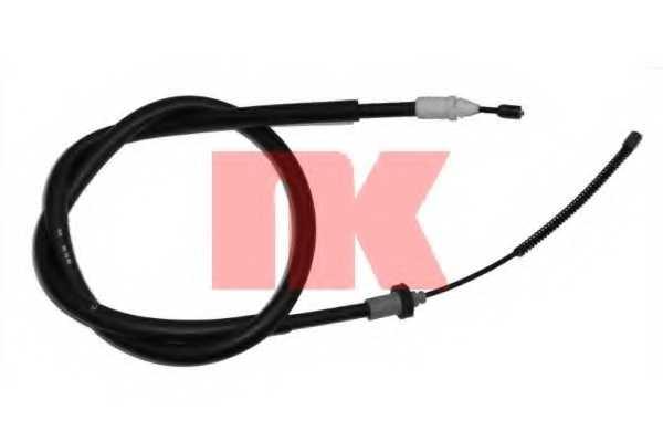 Трос стояночной тормозной системы NK 903986 - изображение