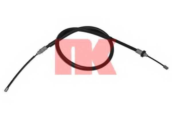 Трос стояночной тормозной системы NK 903987 - изображение