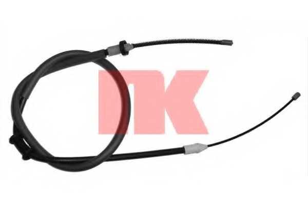 Трос стояночной тормозной системы NK 903992 - изображение