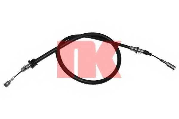 Трос стояночной тормозной системы NK 903993 - изображение
