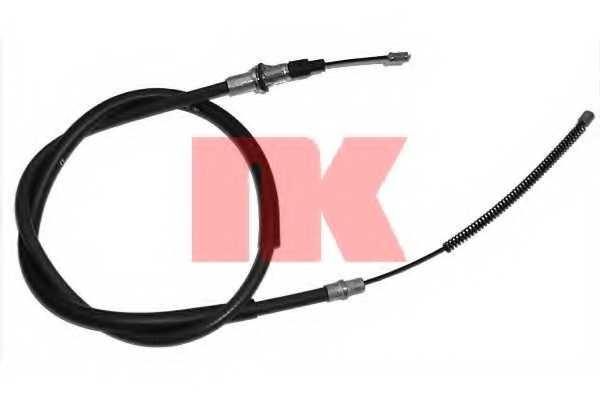 Трос стояночной тормозной системы NK 903994 - изображение