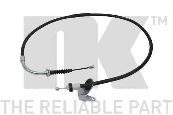 Трос стояночной тормозной системы NK 904014 - изображение