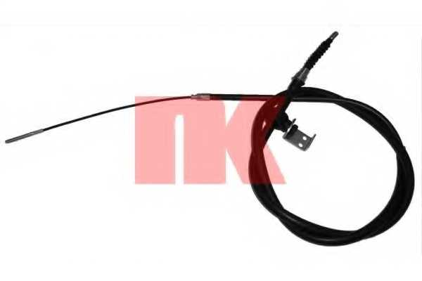 Трос стояночной тормозной системы NK 904116 - изображение