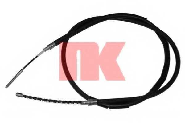 Трос стояночной тормозной системы NK 904309 - изображение