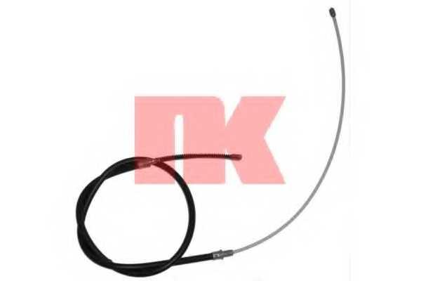 Трос стояночной тормозной системы NK 904313 - изображение