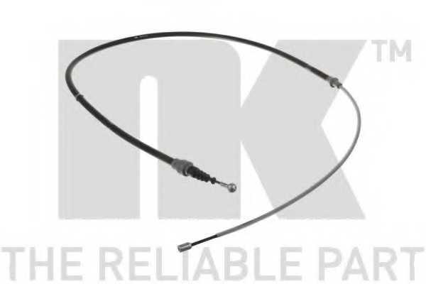 Трос стояночной тормозной системы NK 904325 - изображение