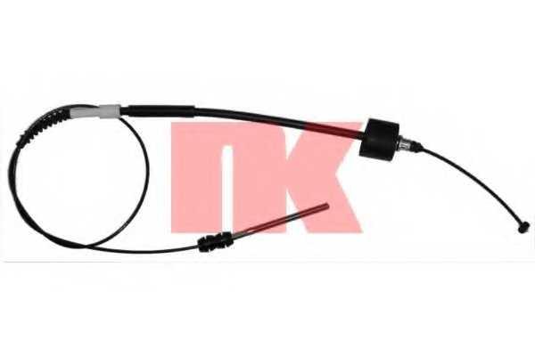 Трос стояночной тормозной системы NK 9045108 - изображение