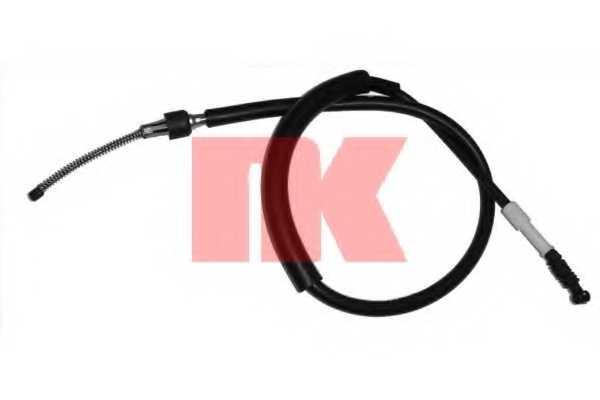 Трос стояночной тормозной системы NK 9045110 - изображение