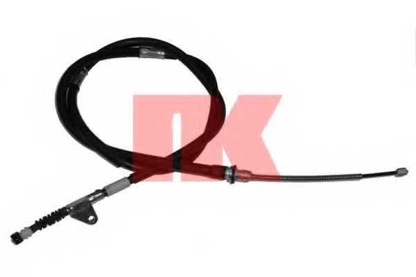 Трос стояночной тормозной системы NK 9045114 - изображение