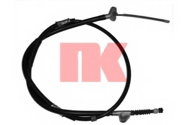 Трос стояночной тормозной системы NK 9045126 - изображение