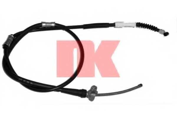 Трос стояночной тормозной системы NK 9045127 - изображение