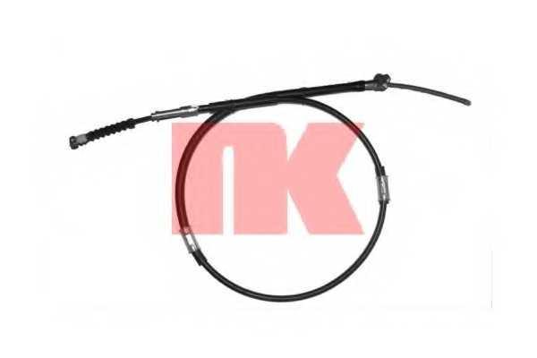 Трос стояночной тормозной системы NK 9045138 - изображение