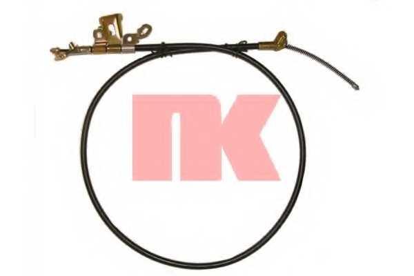 Трос стояночной тормозной системы NK 9045140 - изображение