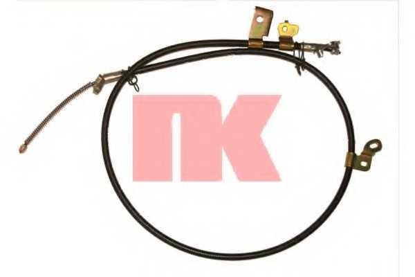 Трос стояночной тормозной системы NK 9045141 - изображение