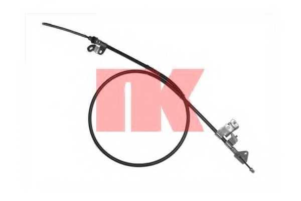 Трос стояночной тормозной системы NK 9045142 - изображение