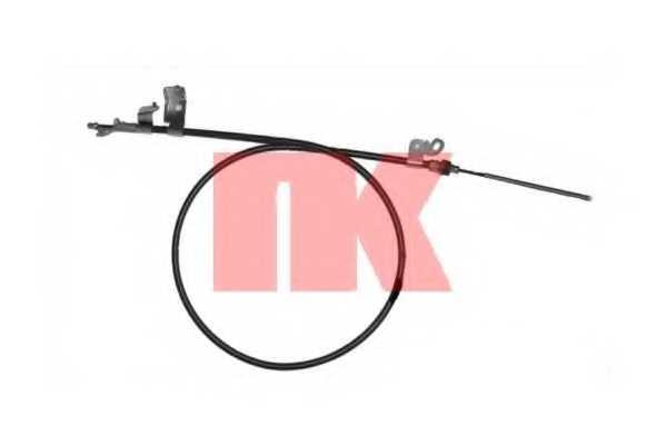 Трос стояночной тормозной системы NK 9045143 - изображение