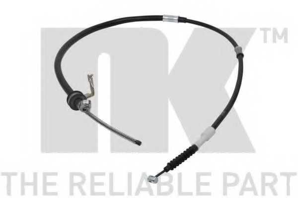 Трос стояночной тормозной системы NK 9045165 - изображение
