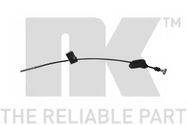 Трос стояночной тормозной системы NK 9045171 - изображение