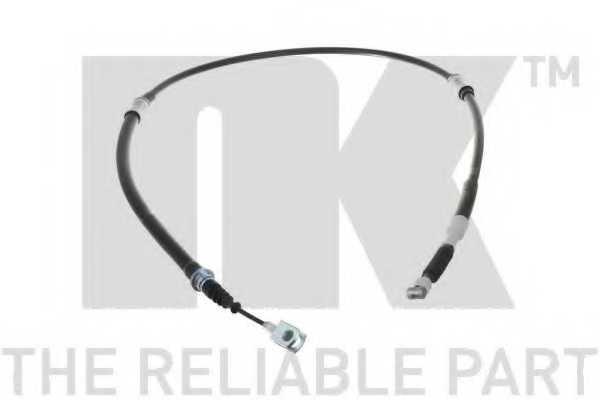 Трос стояночной тормозной системы NK 9045181 - изображение